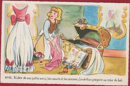 Walt Disney Editions Superluxe Paris Nr. 10 Cendriloon Cinderella Assepoester Cenicienta Cenerentola Aschenbrödel - Autres