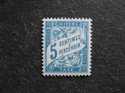 A). TB Taxe N° 28 , Neuf XX.