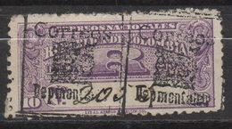 "A507.-. KOLUMBIEN . 1909 . MI#: 14II - USED - LOKALPOSTMARKEN - "" CORREOS DEPARTAMENTALES "" . CV:36 EUR"