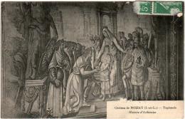 23.6.3. CHATEAU DE NOIZAY - TAPISSERIE HISTOIRE D' ARTHEMISE - France