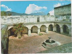 AMERIQUE CENTRALE,GUATEMALA,université,university,ANTIGUA,fontaine - Guatemala