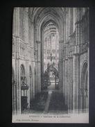 Evreux-Interieur De La Cathedrale