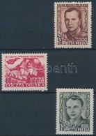 Poland Stamp Army Set MNH 1953 Mi 818-820 WS234440