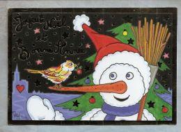 CPM - Illustrateur (Patrick Hamm) - 838. Association Des Commerçants Et Artisans Du Finkwiller : Joyeux Noel Et Bonne An - Hamm