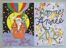 CPM - Illustrateur (P.Hamm Et G. Untereiner) - 837. Patrick Hamm Â… Joyeux Noel Et Bonne Année 2012 - Hamm