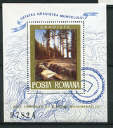 Roumanie ** Bloc N° 119 - Année De La Protection Des Monuments -