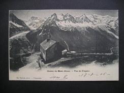 Chaine Du Mont-Blanc.-Vue De Flegere 1906