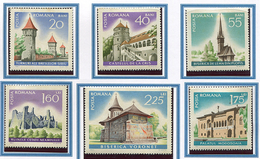 (CL. 98 Bis) Roumanie * N° 2310 à 2315 - Année Du Tourisme. Monuments Historiques -