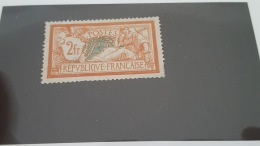 LOT 343979 TIMBRE DE FRANCE NEUF* N°145 VALEUR 55 EUROS