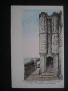 Le Mont Saint-Michel L'Abbaye.-Le Chatelet