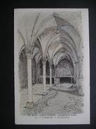 Le Mont Saint-Michel L'Abbaye.-Le Dortoir