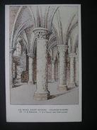 Le Mont Saint-Michel L'Abbaye.-La Salle Des Chevaliers