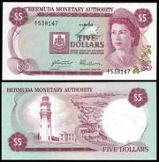 Bermuda 5 DOLLARS 1978 P 29a UNC BERMUDES, BERMUDAS - Bermudas