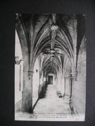 Championy-sur-Veude(I.-et-L.)-Sainte-Chapelle St-Louis Galerie Laterale