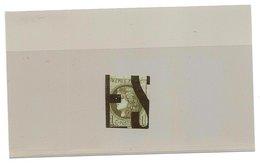 France N°39 Oblitération Typographique Journeaux Timbre Premier Choix