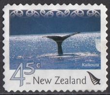 1926 Nuova Zelanda 2004 Attrazioni Turistiche Balene Capodogli Used New Zealand