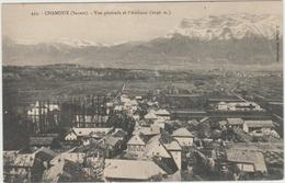 CHAMOUX (73) - VUE GENERALE ET L'ARCLUAZ - Chamoux Sur Gelon