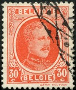 COB  199 B (o) / Yvert Et Tellier N° 199 (o)  Caisse D'épargne - 1922-1927 Houyoux