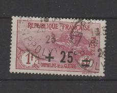 FRANCE / 1922 / Y&T N° 168 - Oblitération De Mars 1923. SUPERBE !