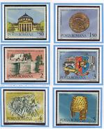 (CL. 98 Bis) Roumanie ** N° 3821 à 3826 - Anniversaires De L'histoire Roumaine -