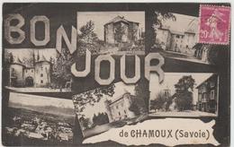 CHAMOUX (73) - BONJOUR DE CHAMOUX - Chamoux Sur Gelon