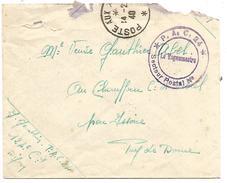 CACHET P.A.C. 24 1940