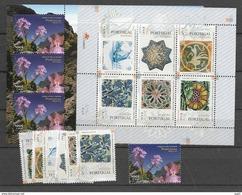 1999 MNH Madeira Year Complete, Postfris