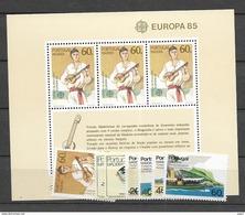 1985 MNH Madeira Year Complete, Postfris