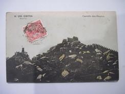 CPA CINTRA - CASTELLO DOS MOUROS 1912  T.B.E - Portugal