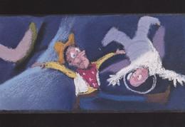 Postcard - Toy Story - Woody & Buzz - Colorscript Ralph Eggleston - 1994 - New - Postcards