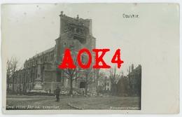 62 DOUVRIN Eglise Nordfrankreich Occupation Allemande Hulluch Auchy La Bassee Wingles Annoeullin - Francia