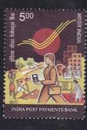 INDIA, 2017, India Post Payments Bank, Postman, MNH, (**)