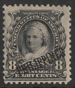 PHILIPPINES: 1903-04 8c Martha Washington Ovpt VF LMM, SG 274 Cat £55 - Philippines