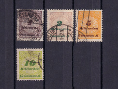 Germany, Deutsches Reich, Allemagne, 1923, Used, L244