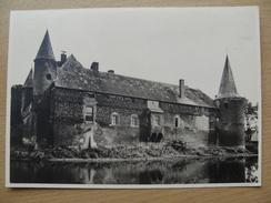 Netherlands Pws 1939 - 05 - Hernen (Gld) Castle Entier Ganzsache Postal Stationery Card Geuzendam A 4,50 Euro