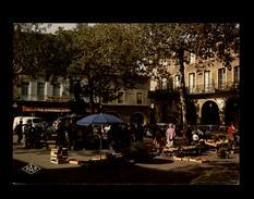 11 - LIMOUX - Marché - Limoux