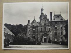 Netherlands Pws 1939 - 02 - Keppel (Gld) Laag-Keppel Castle Entier Ganzsache Postal Stationery Card Geuzendam A 4,50 Eur