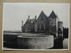 Netherlands Pws 1939 - 20 - Radboud (NH) Medemblik Castle Entier Ganzsache Postal Stationery Card Geuzendam A 4,50 Euro