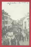 Neuchâteau  - Fêtes Patriotiques Du 31 Août 1919 - Défilé -Carte Photo ( Voir Verso ) - Neufchâteau