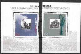 Bund 1995 / MiNr.   1794 – 1795 Aus Block 31   ** / MNH   (e641)