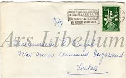 Postzegel / Expo 58 - Belgique