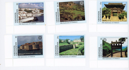Grenada Grendaines1997-UNESCO-Japon,chine,france,croatie,,...YT-2035/40***MNH