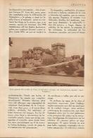 LAMINA 5628: Castillo De Coca - Otras Colecciones