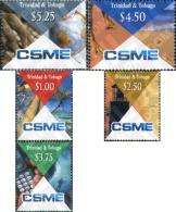 Ref. 368521 * MNH * - TRINIDAD AND TOBAGO. 2006. CSME