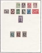 Roumanie - Collection Vendue Page Par Page - Timbres Oblitérés / Neufs */** - B/TB