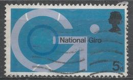 Great Britain 1969. Scott #601 (U) Emblem Of Post Office Bank * - 1952-.... (Elizabeth II)
