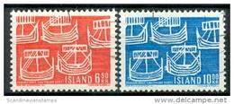 IJsland 1968 Nordenzegels Serie GB-USED. - 1944-... Republik