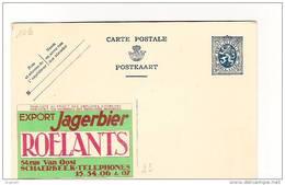 Publibel Neuve N° 23 (Bier; Bière: ROELANTS  Export Jagerbier  Schaerbeek)