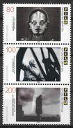 Bund 1995 / MiNr.   1815 – 1817  Aus Block 33   ** / MNH   (e648)