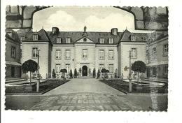 Carlsbourg Etablissement Château Et Cour D'honneur